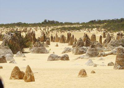 Pinnacles Austraien