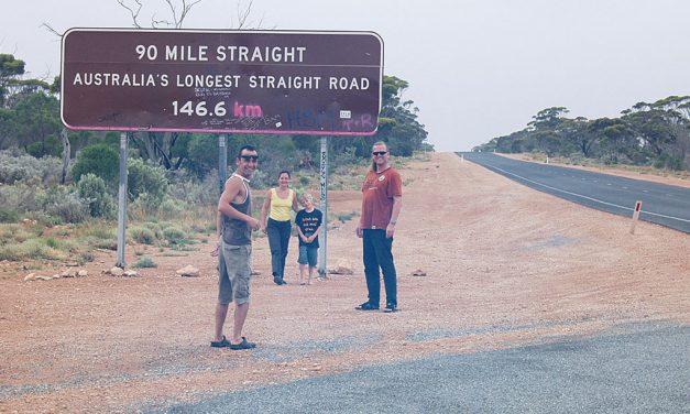 Albany – Australia Day – Esperance – Norseman – EYRE Highway