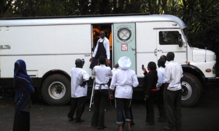 Kenia die Dritte