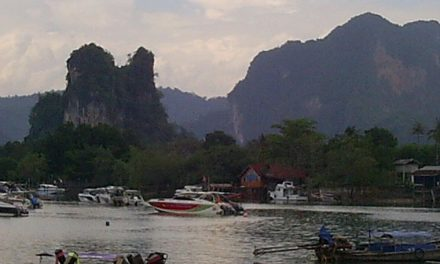 Die Westküste Thailands – Krabi