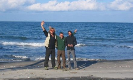 Vom schwarzen Meer ins Hochgebırge