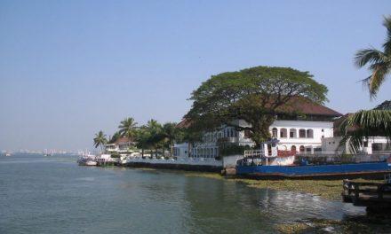 Überraschend schön – Fort Cochin