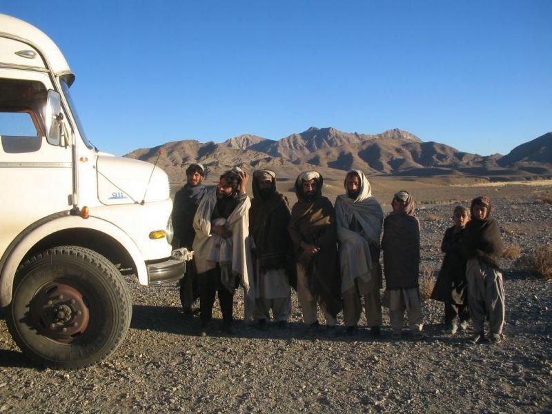 Pakistan – Ploetzlich war die Strasse weg!