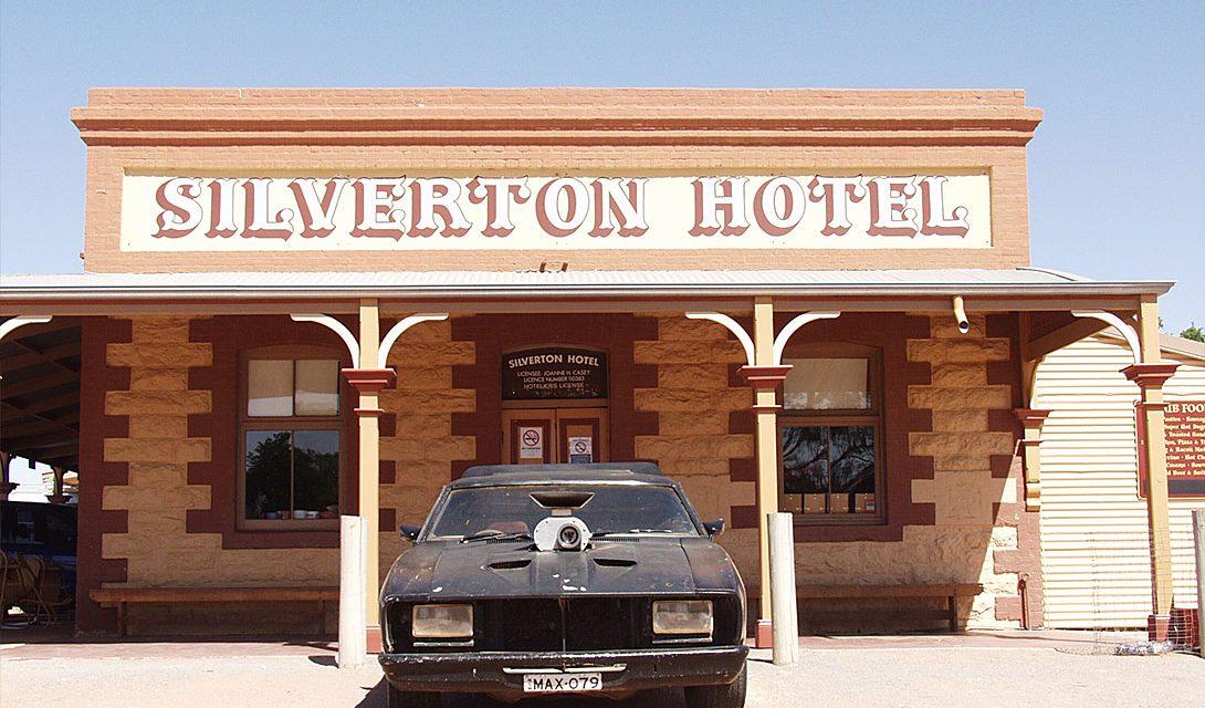 Broken Hill – Silverton – Copi Hollow Lake – White Cliffs
