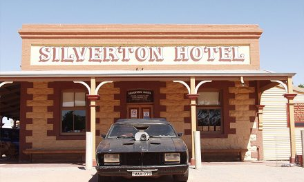 Broken Hill – Silverton – Copi Hollow Lake – White Cliffs