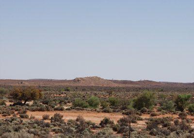 arround Broken Hill