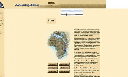 afrikaexpedition.de