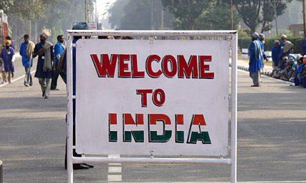 Indien – Augen zu und durch
