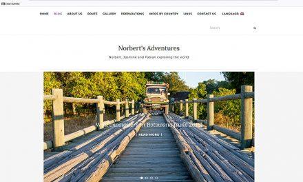 norbertsadventures.com