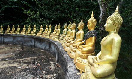 Besuch bei Buddha Wat Koh Payam