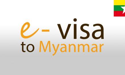 E-Visa Myanmar