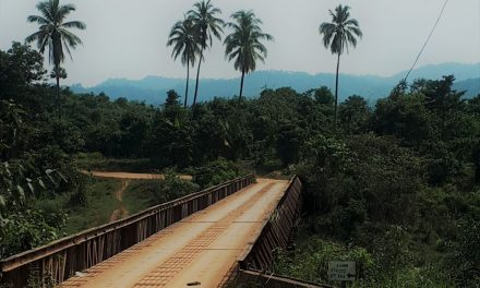Myanmar to Thailand Kanchanaburi