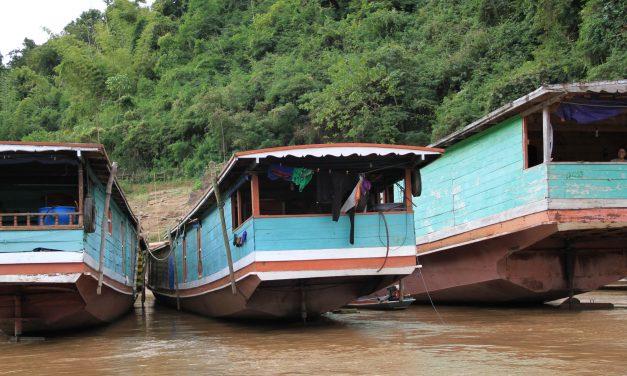 Über den Norden nach Laos