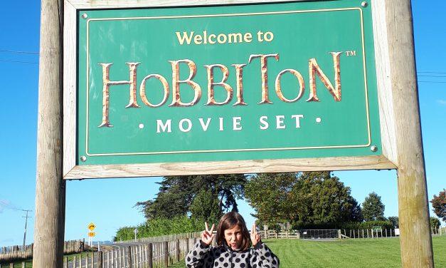 Hobbiton –  Newzealand – Matamata