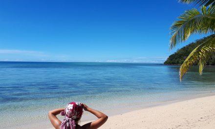Die Insel vor der Insel